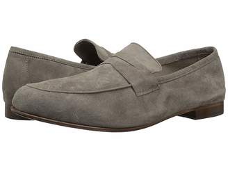 Matteo Massimo Suede Penny Loafer