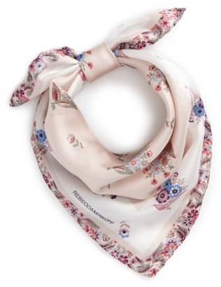 Women's Rebecca Minkoff Baby Ditsy Floral Silk Bandana