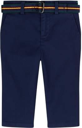 Polo Ralph Lauren Stripe Belted Chinos