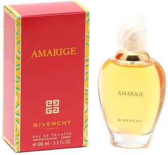 Givenchy Women's Amarige 3.3Oz Eau De Toilette Spray