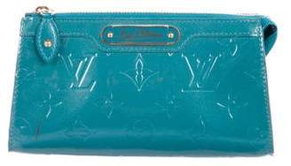 Louis Vuitton Vernis Trousse Cosmetic Pouch
