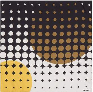 Tom Ford Polka Dot Pocket Square