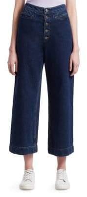 A.L.C. Jonah Cropped Jeans