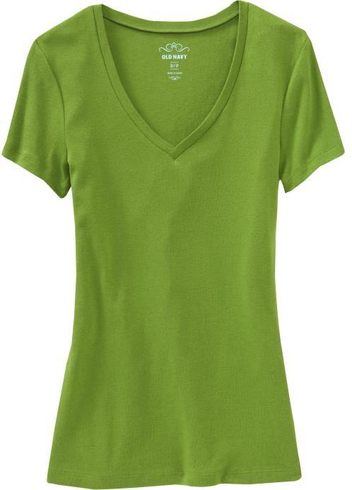 Women's Perfect  V-Neck Tees