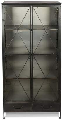 Home & Giftware Chicago Metal Bookcase