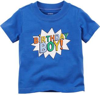 Carter's Birthday Graphic T-Shirt-Baby Boys