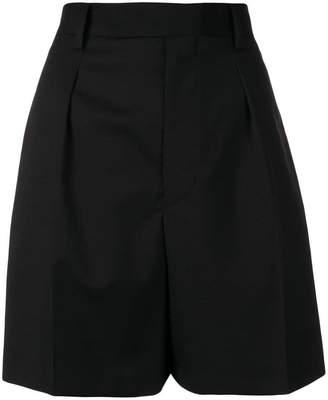 Junya Watanabe pleated shorts