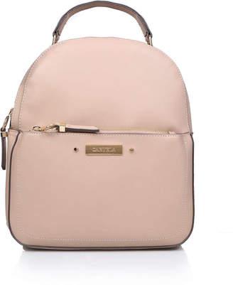 Carvela Blake Zip Front Backpack