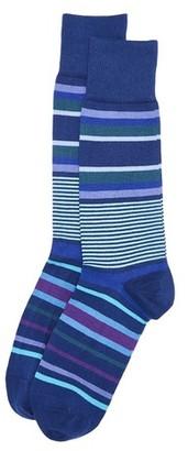 Paul Smith Lawn Stripe Socks $30 thestylecure.com