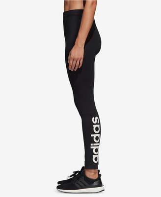 adidas Shine Logo Leggings