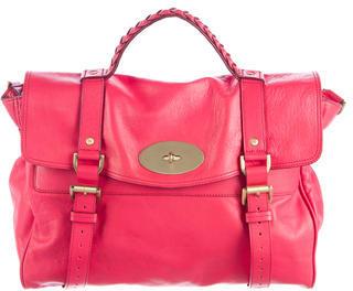 Mulberry Oversize Alexa Bag $580 thestylecure.com