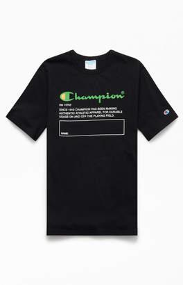 Champion Heritage Name T-Shirt