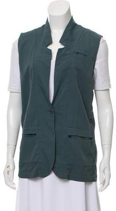 MM6 MAISON MARGIELA Button-Up Vest