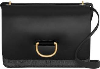 Burberry The Medium Leather D-ring Bag