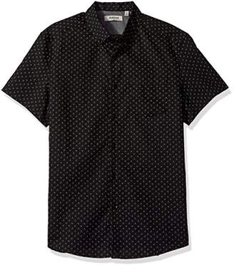 Kenneth Cole Reaction Men's Short Sleeve Colored Mini Triangle