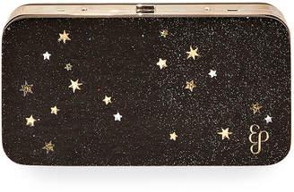 Edie Parker Glittered Acrylic Clutch Bag