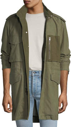 Hudson Men's M-65 Twill Jacket