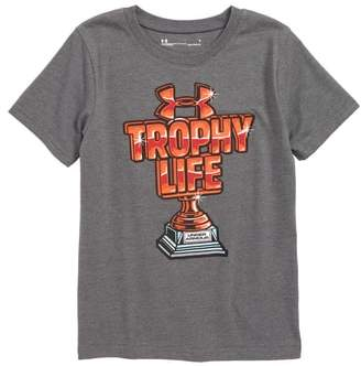 Under Armour Trophy Life Graphic HeatGear(R) T-Shirt