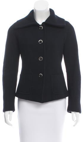 Max MaraMaxMara Wool Short Coat