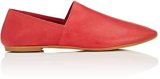 Barneys New York WOMEN'S LEATHER LOAFERS
