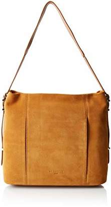 Le Tanneur Tak1411 Women's Capucine Shoulder Bags Yellow Spice