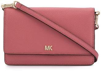 MICHAEL Michael Kors Pebbled Convertible crossbody bag