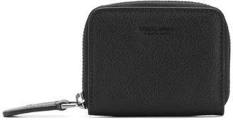 Giorgio Armani zip-around coin purse