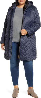 Barbour Burne Quilted Coat
