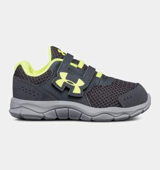 Under Armour Boys' Infant UA Engage 3 Adjustable Closure Shoes