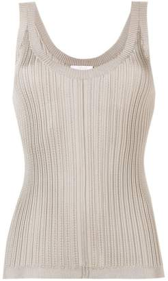 Chloé fine knit tank top