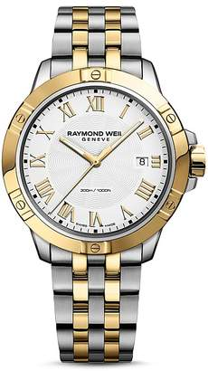Raymond Weil Tango Two Tone Watch, 41mm