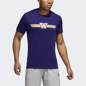 adidas Huskies Logo Tee