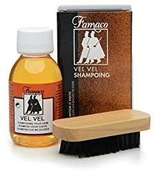 Famaco - Made in France Famaco Suede & Nubuck Cleaning Shampoo - 3.38 Oz