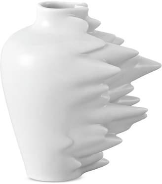 """Rosenthal Porcelain Fast White Mini 3.5"""" Vase"""