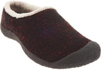 Keen Felt Slip-On Clogs - Howser Slide Wool