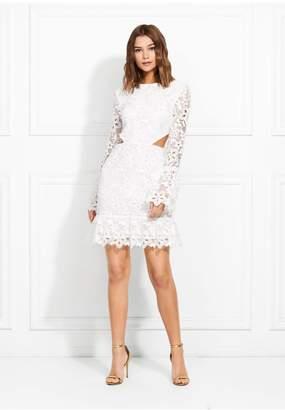 Rachel Zoe Isabel Guipure Lace Mini Dress
