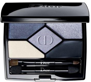 Dior '5 Couleurs Designer' Makeup Artist Tutorial Palette - 208 Navy Design