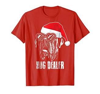 Hug Dealer Cane Corso Christmas Shirt Funny Xmas Gift