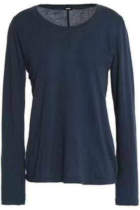 Monrow Cotton-Jersey Top