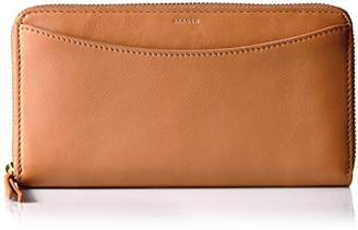 Skagen Continental Leather Zip Wallet - Wallet
