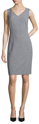 Kasper SUITS Seamed Sheath Dress