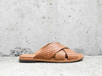Freda Salvador DEW Woven Sandal