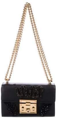 4d5e178b85a7f1 Gucci Small Padlock Shoulder Bag