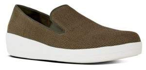 FitFlop Superskate TM Knit Loafers
