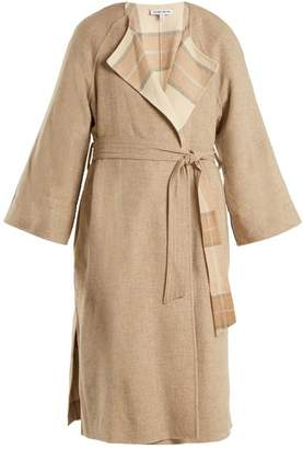 Elizabeth and James Alrick Reversible Wool Blend Coat - Womens - Beige