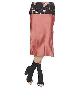 MinkPink Nina Side Split Skirt
