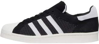 adidas Mens Superstar Primeknit Trainers Footwear White/Core Black/Off White