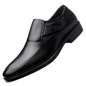 bbdb2c4a3a7 Vanvler Men Shoes Men Premium Leather Shoes Formal