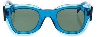 Celine Zoe Square Sunglasses w/ Tags