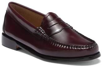 G.H. Bass and Co. Whitney Leather Loafer - Wide Width Available